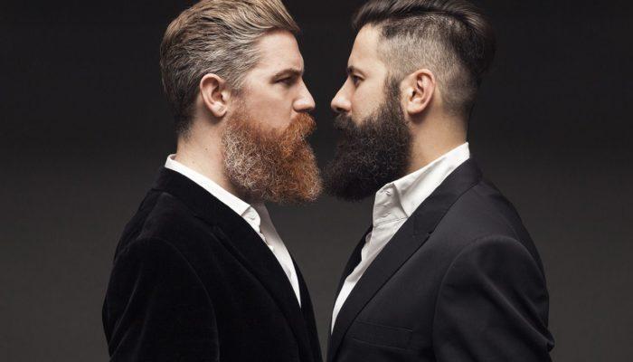 Почему борода и волосы разного цвета?