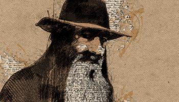 Мода на бороду среди русских писателей и поэтов 19-20 века