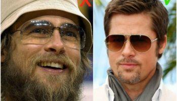 Лучше с бородой или без? — не всякому дано