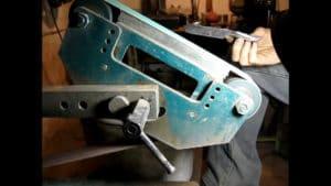 Мастер-класс по изготовлению опасной бритвы
