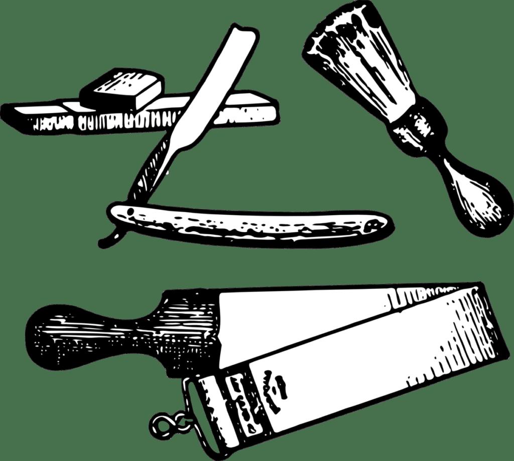 Уход за опасной бритвой