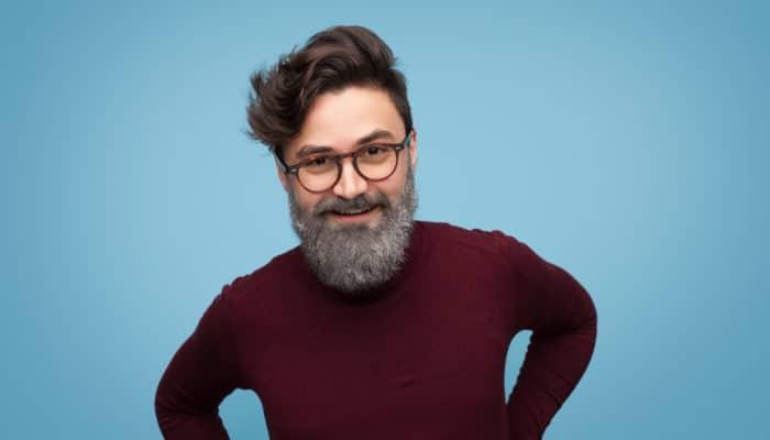 Что делать с седой бородой: скройте недостатки цвета или носите с гордостью!