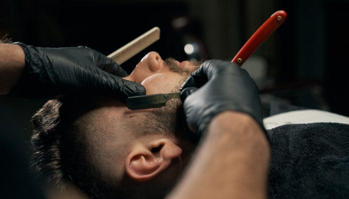 Стрижка бороды в барбершопе: как это делают профессионалы