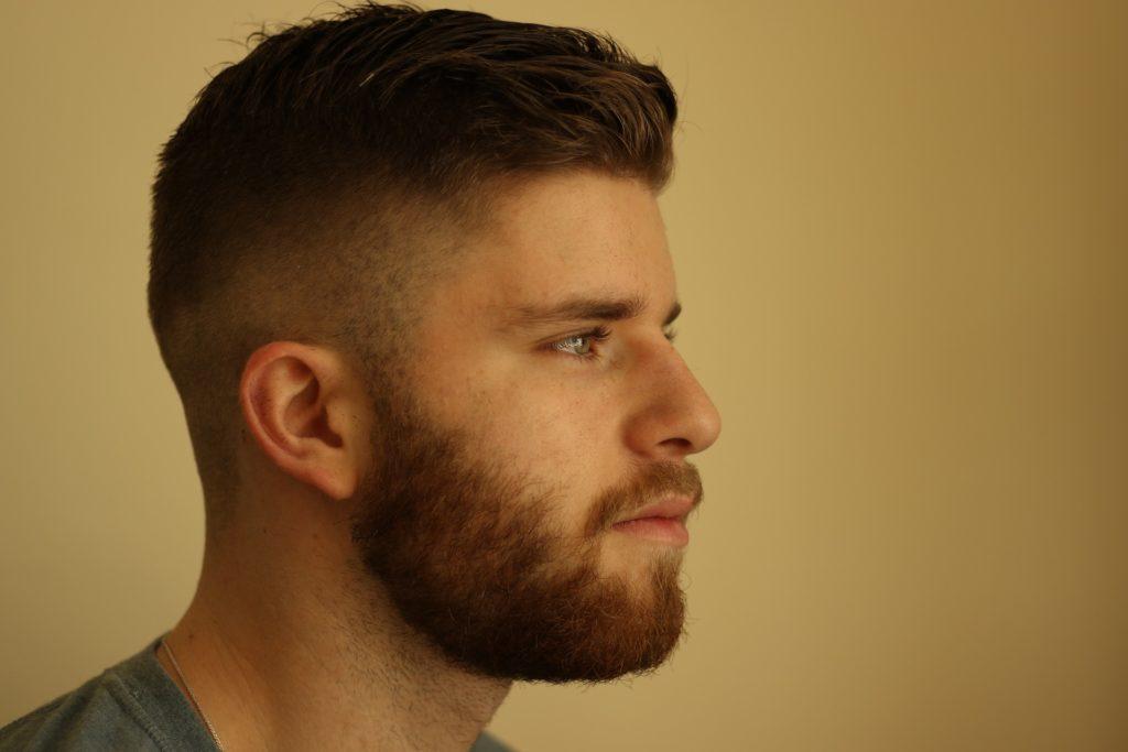 Оформление и моделирование бороды