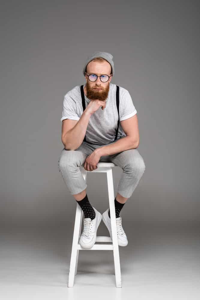 Борода: зачем нужна и полезна ли она